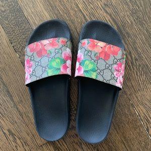 Gucci Shoes - Authentic Gucci Slides
